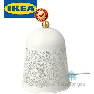IKEA SOLSKUR LED Table Lamp White Brass Color