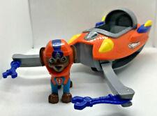 Paw Patrol ZUMA Sea Patrol Pup Figure and Transforming Vehicle Speed Boat EUC