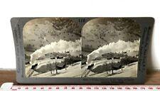 More details for winter splendor lauterbrunnen switzerland antique keystone victorian stereoview