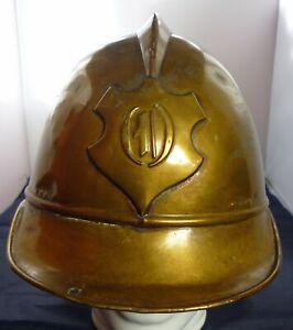Feuerwehrhelm, alter Messing helm ( Art.4742)