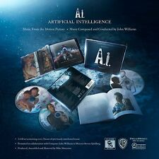 A.I Artificial Intelligence - 3 x CD Complete - Limited 3000 - John Williams
