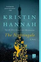 THE NIGHTINGALE by Kristin Hannah (2017, Paperback) NEW **MOVIE TIE-IN** FR SHIP