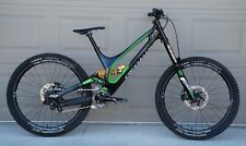 Specialized Demo 8 I Carbon downhill DH bike Large Long Carbon Wheels Upgraded!