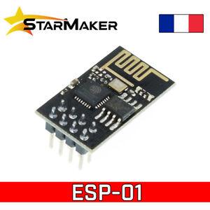 ESP-01 ESP8266 Module WiFi Communication sans-fil série Arduino wireless