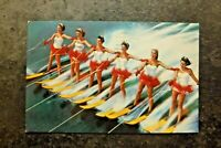 Vintage Florida Cypress Gardens, Posted
