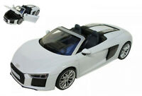 Model Car Scale 1:18 Audi R8 Spyder V10 Suzuka diecast vehicles road