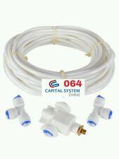 ro tds controller / adjuster kit  { tds adjust valve + pipe + 'T' elbow  [064]