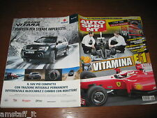 AUTOSPRINT 2010/1-2=BRIATORE=BASSO=DAKAR=FORD MUSTANG=CADILLAC CTS-V