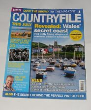 BBC COUNTRYFILE JULY 2010 - WALES SECRET COAST/BLACK DOG LEGENDS