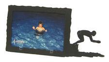"Boys - Mens Swimming Picture Frame 3.5""x5"" - 3""x5"" H Swim - Dive"