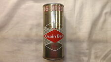 Vintage Grain Belt 16 oz Beer Can Steel y