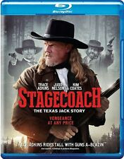 STAGECOACH THE TEXAS JACK STORY New Sealed Blu-ray