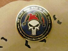 CIA NCS /  SOG SPECIAL OPERATION GROUP ,AFGHANISTAN, AD OCULOS ,CHALLENGE COIN