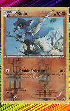 Riolu Reverse - XY10:Impact des Destins - 45/124 - Carte Pokemon Neuve Française