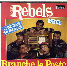 ROCKIN' REBELS - rare CD album - France