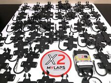 Authentic MYLAPS X2 Transponder Bracket Holder And Clip New From MyLaps