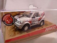 """NINCO 50314 MITSUBISHI PAJERO """"KHROL"""" 1/32 SLOT CAR"""