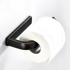 Oil Rubbed Bronze Wall Mounted Toilet Paper Rack Tissue Holder Roll Paper Holder