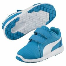 PUMA Boys' Casual Trainers with Hook & Loop Fasteners