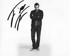 COMEDIAN JIM JEFFERIES SIGNED STAND UP NETFLIX FREEDUMB 8X10 PHOTO A w/COA BARE
