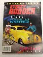 Street Rodder Magazine Wheel & Tire Buyer's Guide December 1991 010517R