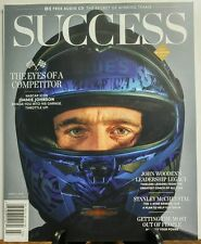Success March 2016 Jimmie Johnson NASCAR Eyes of a Competitor FREE SHIPPING sb