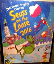 2016 DARTMOUTH WINTER CARNIVAL POSTER, ORIGINAL, BOUGHT DIRECTLY FROM COLLEGE