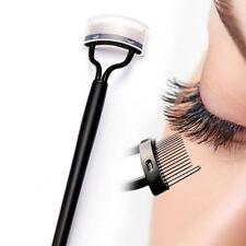 Beauty Makeup Eyelash Metal Brush Comb Lash Separator Mascara Lift Curl Tool YK