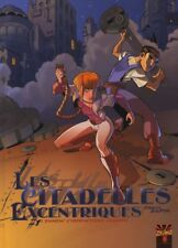 BD occasion Citadelles Excentriques (Les) L'ennemi cybernétique numéro 1 Soleil