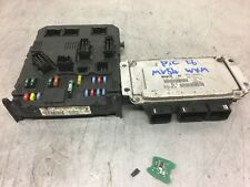 Citroen Xsara Picasso 1.6 Petrol ECU Kit 0261207318 9653492580 90 Day Guarantee
