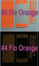 iPhone 5 * Matte * Glow in the Dark Full Body Skin sticker  ( Stronger Glow )