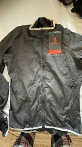 Scott Helium Windbreaker Cycling Jacket