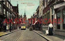 Ansichtskarten aus Niederlande mit dem Thema Straßenbahn