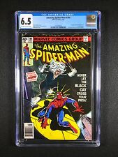 Amazing Spider-Man #194 CGC 6.5 (1979) - New CGC Case - 1st app Black Cat