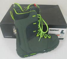 New $200 Burton Rampant Snowboard Boots! Us 8.5 Uk 7.5 Mondo 26.5 Euro 41.5
