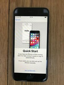"Apple iPhone 6s 32GB 4.7"" (Unlocked) Space Grey Great Condition"