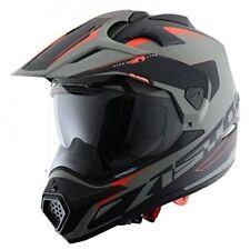 Astone Helmets ADVGBL Casque Tourer Adventure, Gris/Noir, L