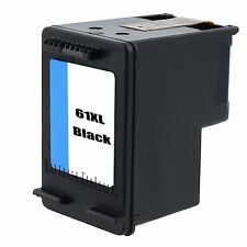 Rem. CH563WN Black Ink for HP 61XL ENVY 4500 4501 4502 4504 5530 5531 5535