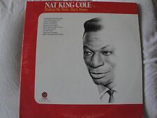 NAT KING COLE WALKIN' MY BABY BACK HOME VINYL LP SOMEWHERE ALONG THE WAY, STEREO