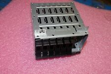 "IBM 00E2520 8 Bay 3.5"" SAS Hard Drive Cage with Backplane Optical Drive"