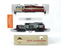HO Scale Proto 2000 89012 CP Canadian Pacific EMD GP9r (GP18) Diesel Loco #8839