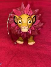 Collectible, Simba Disney Christmas Ornamnet, Lion King,
