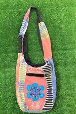 Hippie Style Shoulder Cross Body Bag