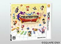 Theatrhythm Dragon Quest Free Shipping with Tracking number New from Japan