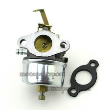 Carburetor Carb For 5HP 6HP 4-Cycle Tecumseh Troy Bilt Horse Tillers H30 H50 H60