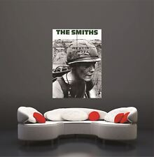 The Smiths Album Meat Is Murder Giant Poster Art Print