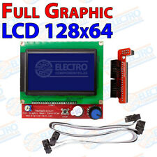 Display Full Graphic LCD12864 impresora 3D Tarjeta SD RAMPS 1.4 128x64 Arduino