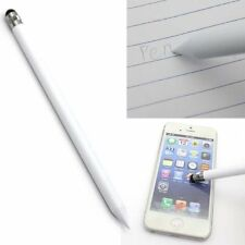 Touch Screen Stylus Pen White Pencil For iPad Air Mini 2 3 4 Samsung Galaxy Tab