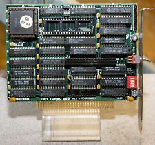 Rare Orchid Tiny Turbo 286 Accelerator ~ IBM PC/XT/5150/5160 & Compatibles