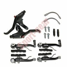 *Combo* Avid FR-7 Brake Levers + Single Digit 3 SD-3 V Brake Front & Rear Set